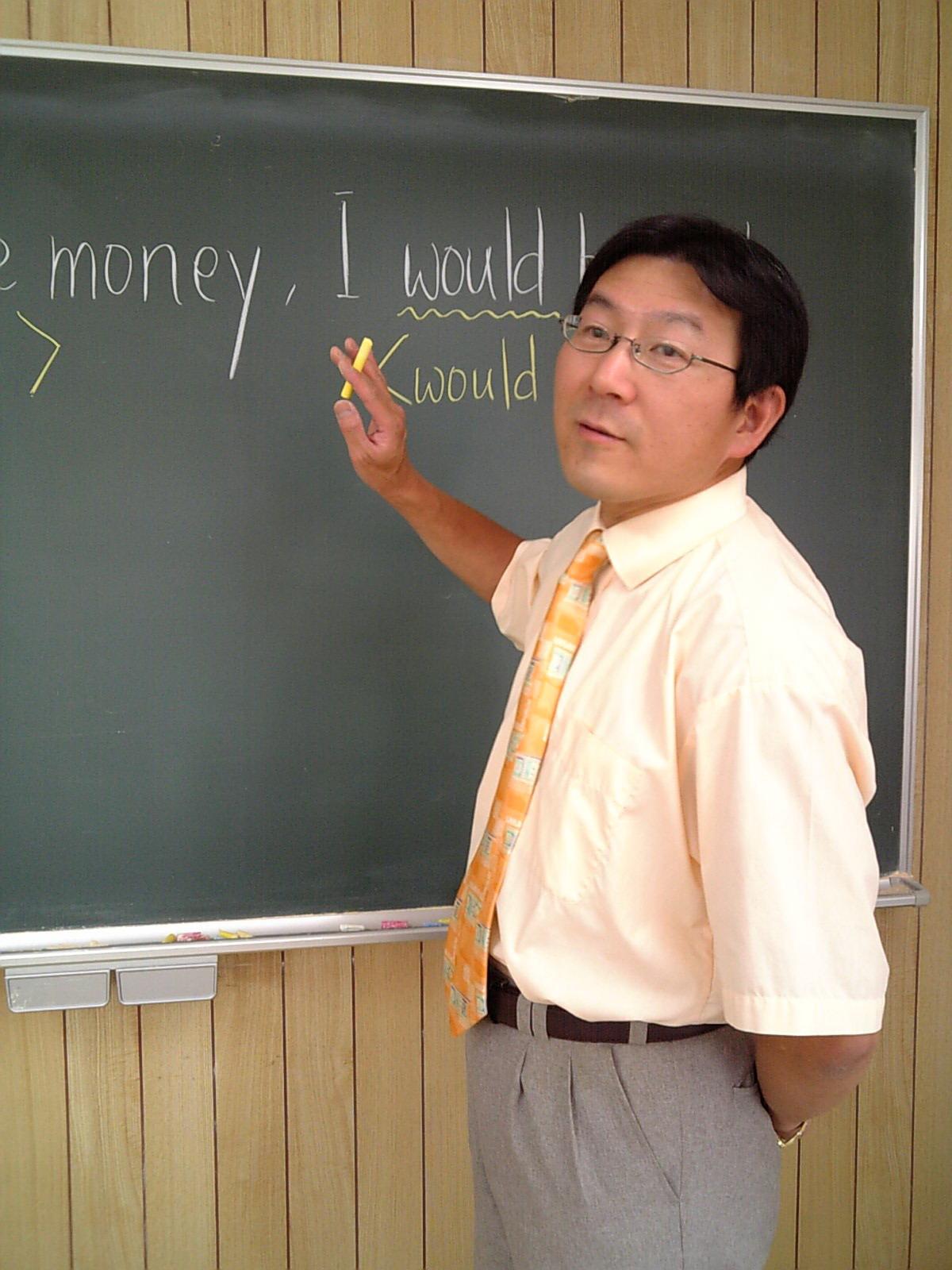 ABS英語専任落合浩一講師